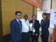 "Vijayan with the three co-authors won the 2nd prize in the secondary case writing competition during the event hosted by CII Western Region HR Committee, ""Edgefarm"" for faculty who teach HR / IR in India."